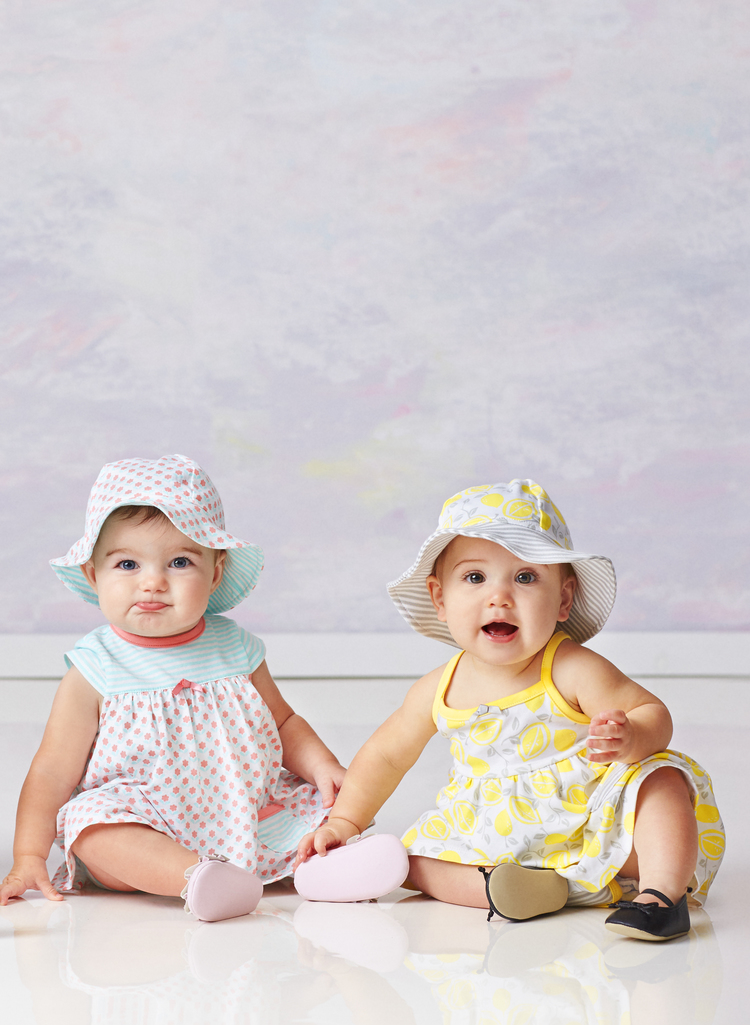 Bold, unexpected colors and sophisticated, uniquely designed prints.  Known for its playful, functional and comfortable styles, Offspring is for those who want to introduce a sophisticated whimsy into baby's first wardrobe. -