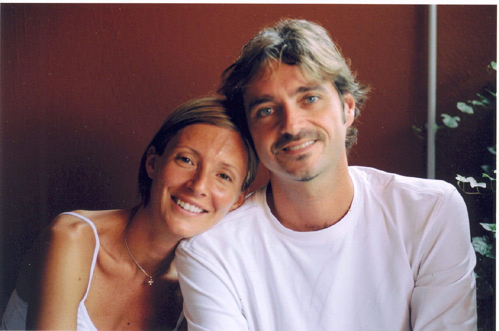 Guido Nistri and Velentina Di Pietro