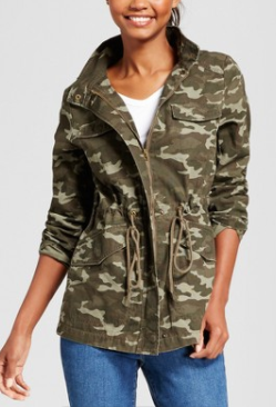 Target's current version of my Jacket above! So cute and under $40