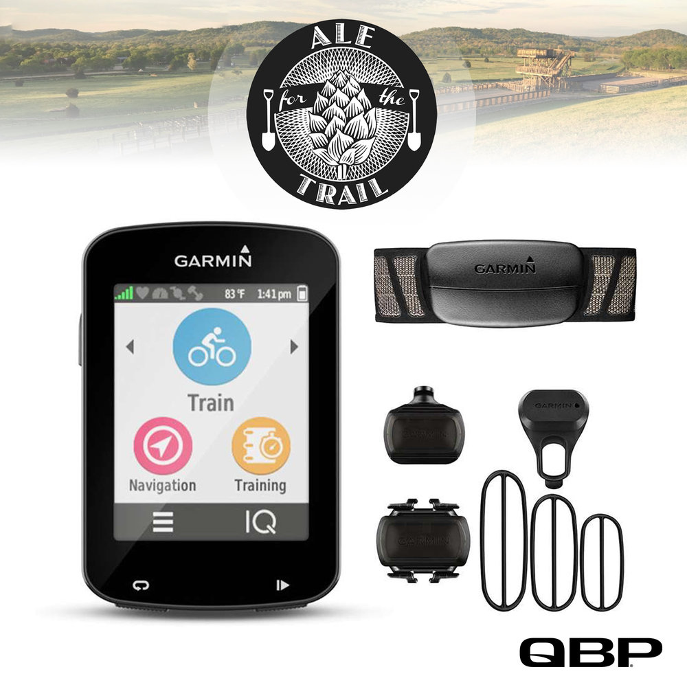 Garmin 820 Kit w/Heartrate