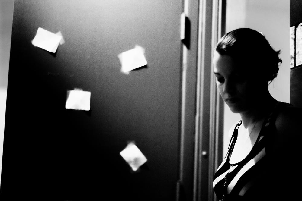 """Club Noir"" Model:Rachael Casseli"
