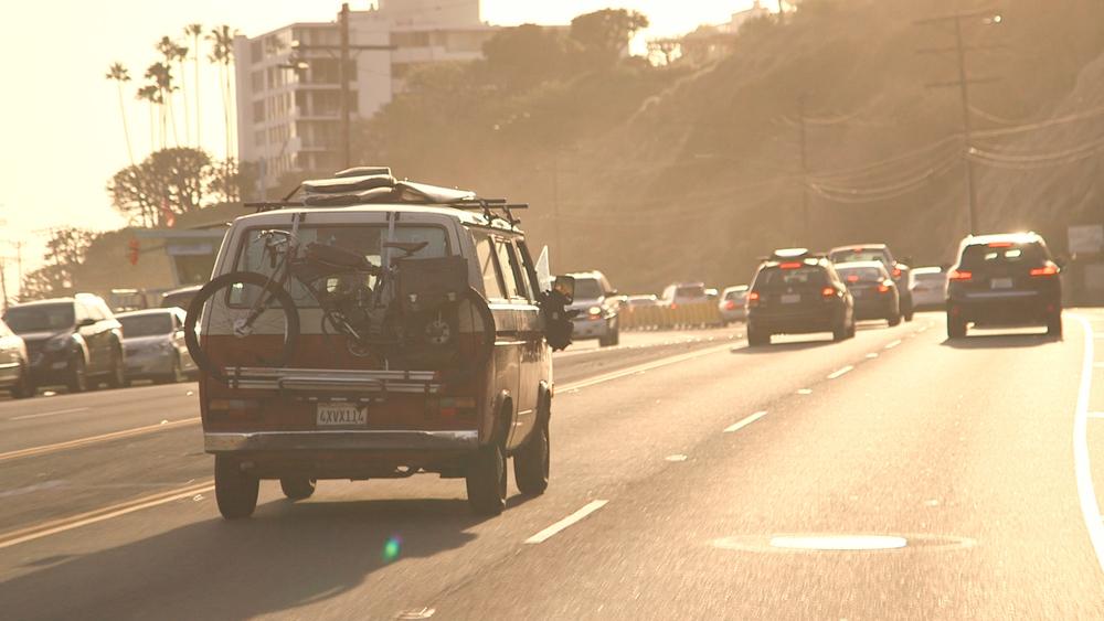pacific coast highway van