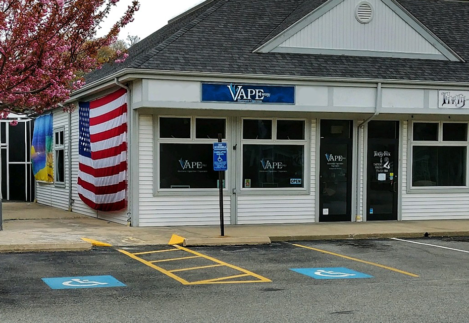 Cape Cod: Mashpee ONLY Premier Vape Shop!