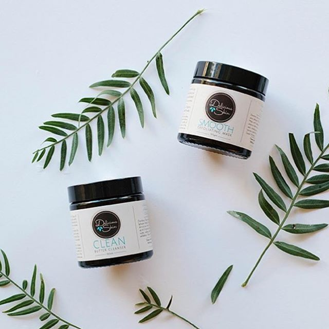 We are advocates of this incredible skincare range! All natural & vegan with scents that will leave you swooning! @deliciousskin produce small batch face and body products that you've just gotta try!