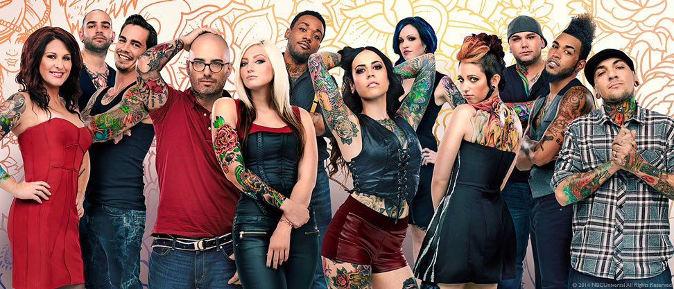 cast of Best Ink Season 2