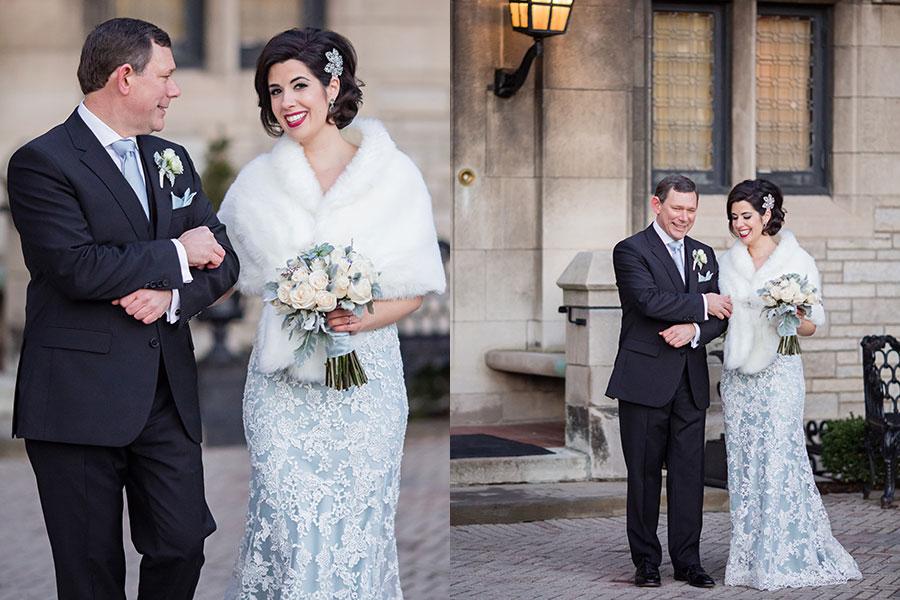 winter-wedding-windsor-willistead-manor-blue-wedding-dress-vintage-modern-35