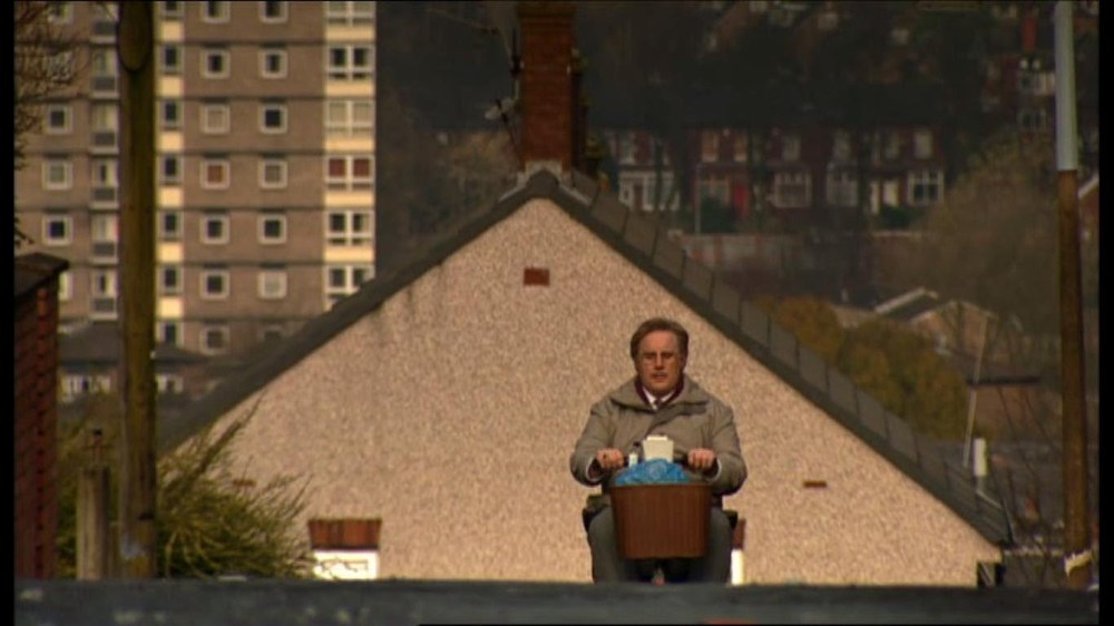 The opening scene from Phoenix Nights.