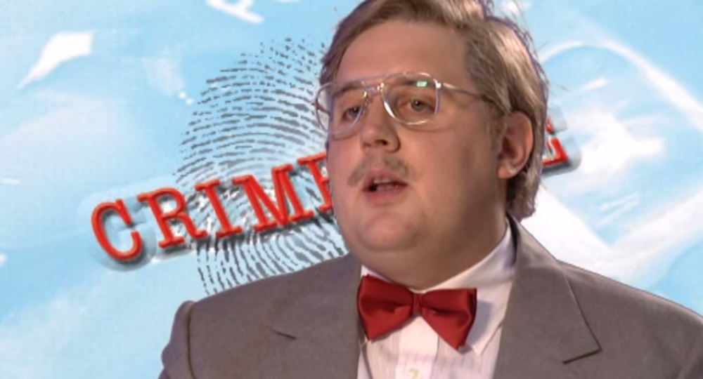 Brian Potter on Crimetime.