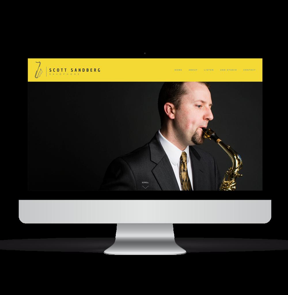 Scott Sandberg - Saxophone