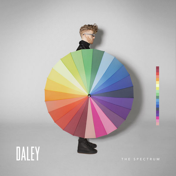 DALEY - Spectrum Cover
