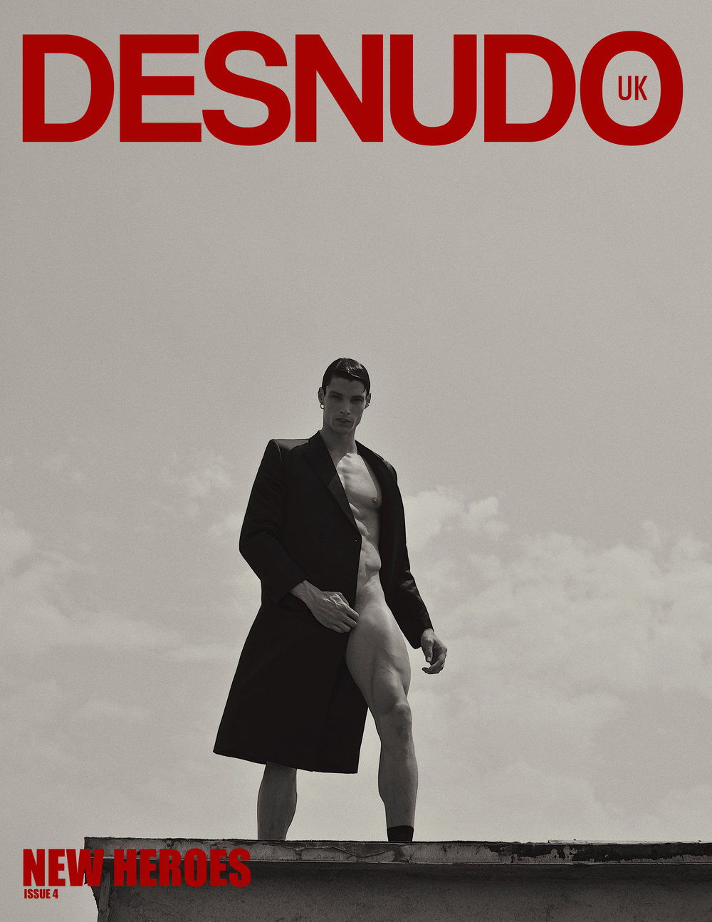 DESNUDO UK Sept 2018 issue