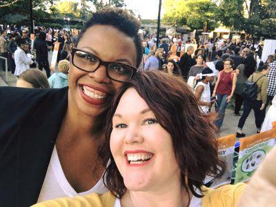 Lynn Johnson and Allison Kenny of Spotlight: Girls.