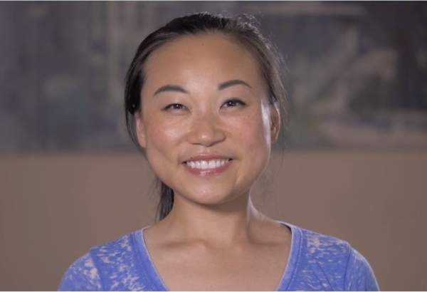 Bonnie Lau, founder of Yoconut Dairy Free.