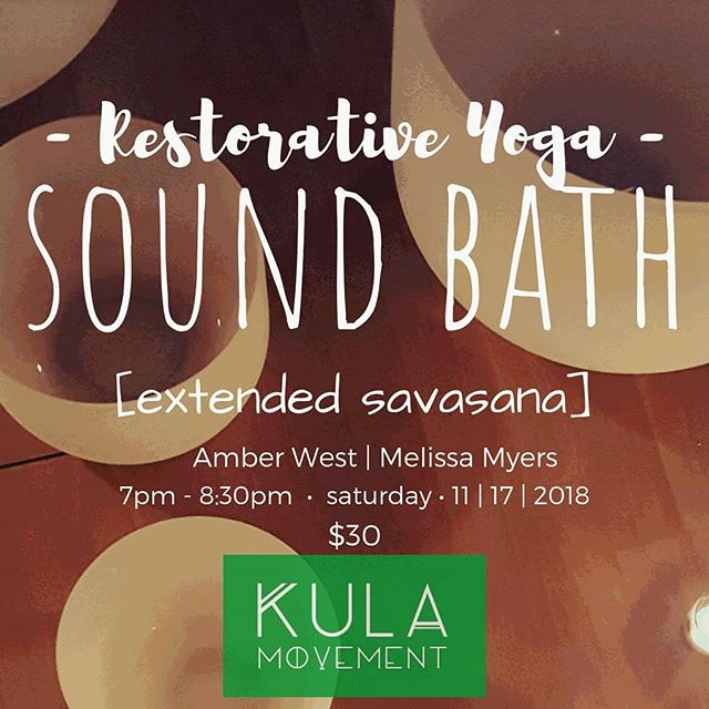 As we enter winter the waters of wisdom and emotion rise. How can we find solid ground in an ocean? How can we swim thru such unknowable times? Join us Saturday for an exploration of transition, winter and water.  #soundbath #kula