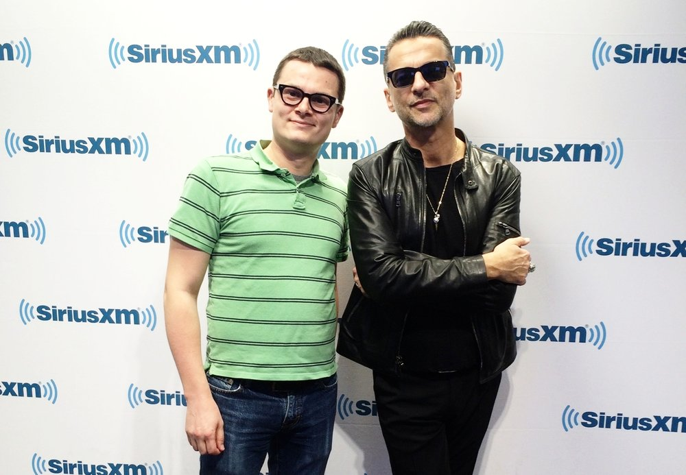 Guest Dave Gahan