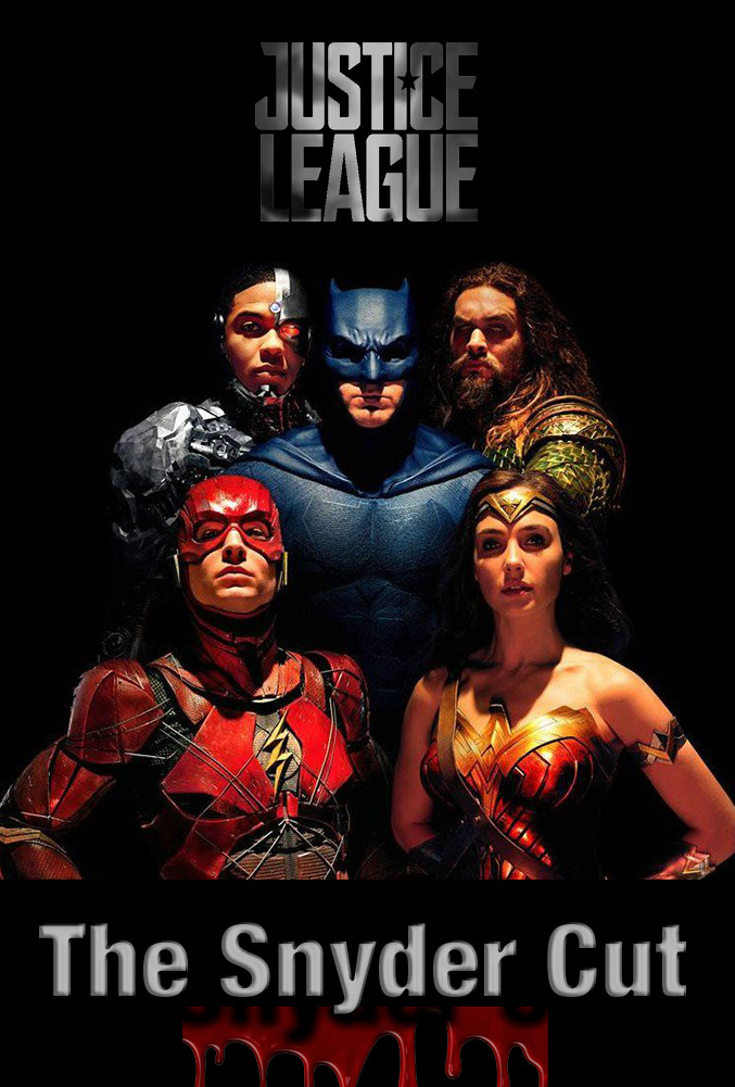 LOGLINE: MORE VIOLENCE, MORE KILLING, MORE JUSTICE. THIS IS THE JUSTICE LEAGUE SNYDER CUT!