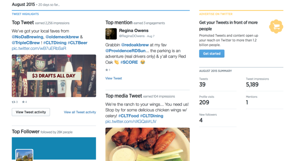 Twitter Analytics Blog photo 3