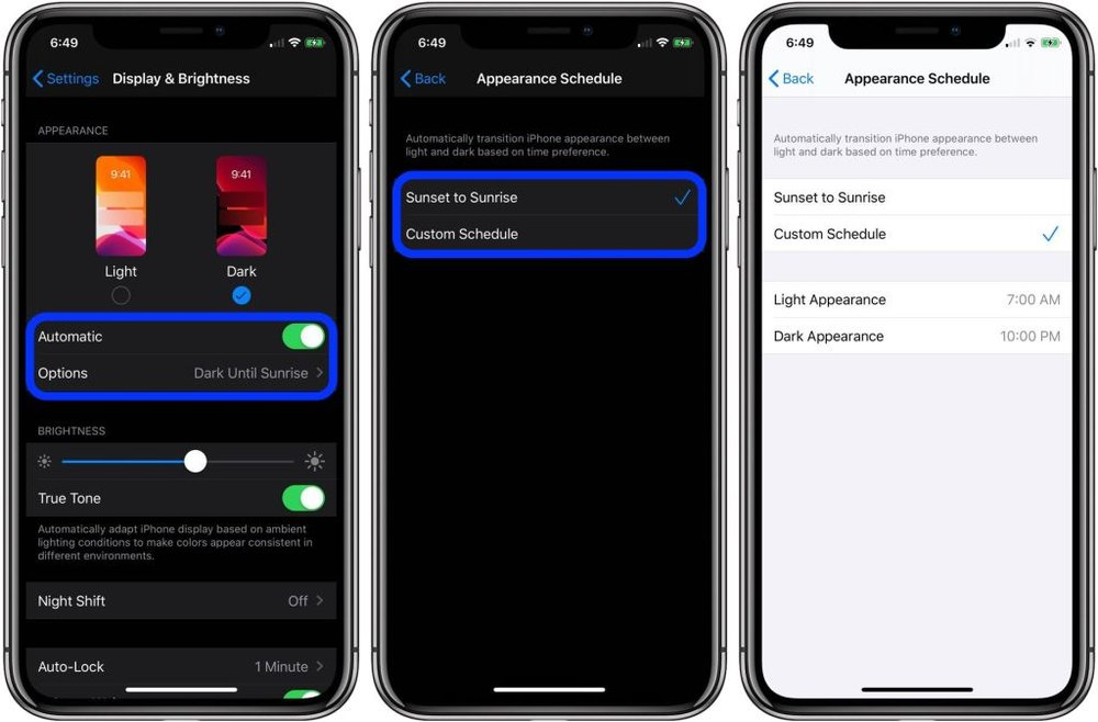 Dark Mode For Iphone Increases Battery Life By 30 E Money Chat