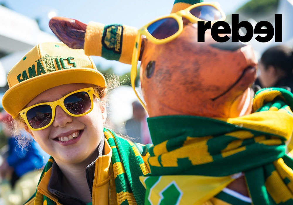 Examples corporate social media campaign. Sports marketing Australia