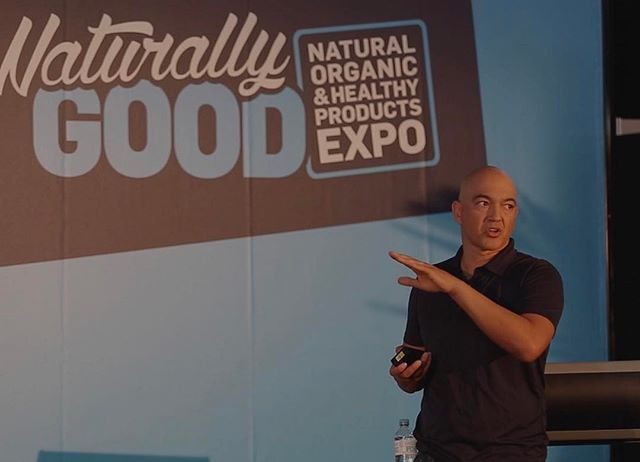 Pleasure to be back at the #naturallygoodexpo yesterday talking about how to create the winning recipe with #socialvideo Download the 40 page guide we've just produced with the latest insights & interviews with industry experts from the link on our instaprofile #videomarketing #brandmarketing #contentmarketing