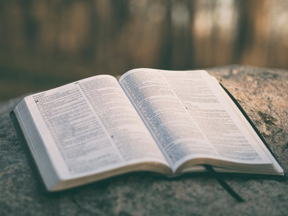 The Importance of Meditating on the Word of God Daily - And Encouragement to Read Through the Bible Every Year