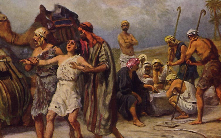 Rich man and Lazarus in Hades