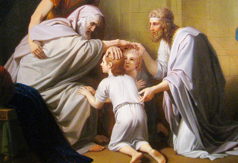 Image result for Joseph sons of joseph