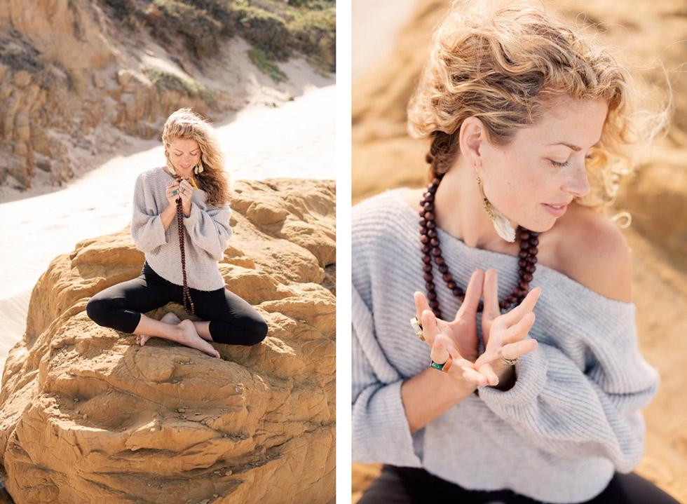 Portrait Session Hannah Muse Yoga Nico Nelson Photography