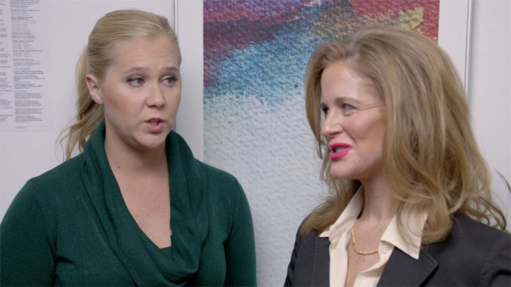 with Amy Schumer (Inside Amy Schemer)