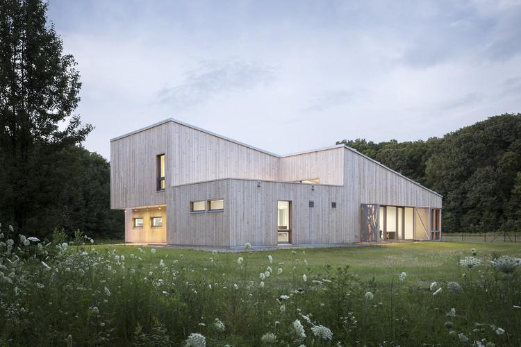 UChicagoWarren Woods Field House - Passivhaus Institut Certified