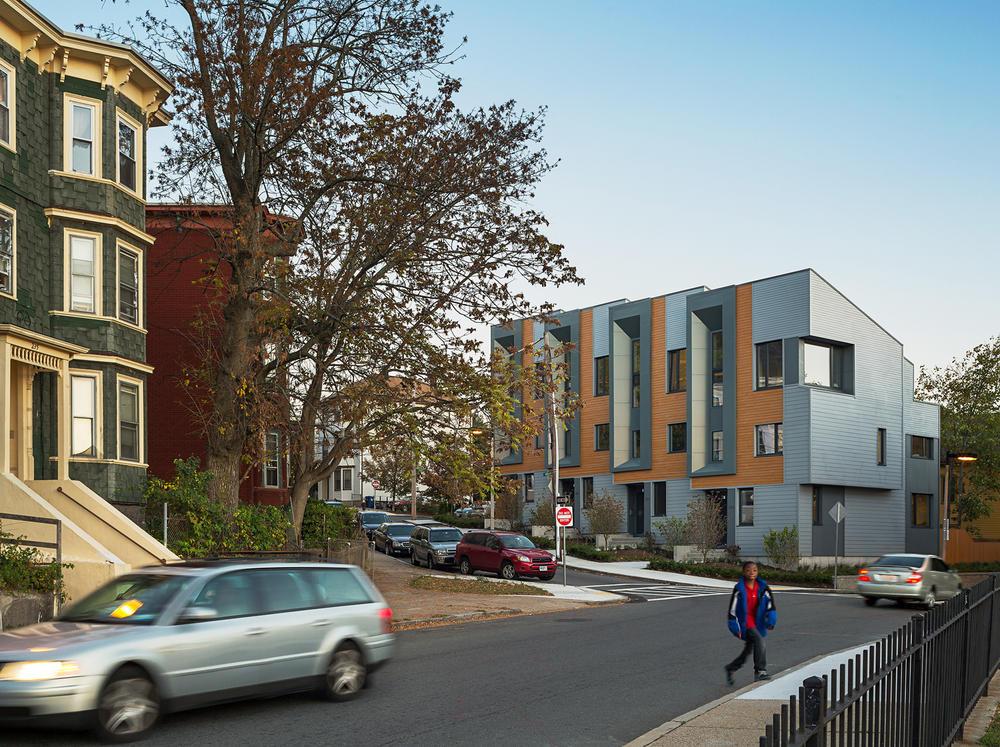 Roxbury E + Townhouse - Prototype Development