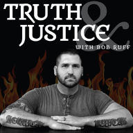 TRUTH & JUSTICE WITH BOB RUFF  Bob Ruff investigates potential wrongful conviction cold cases using a unique crowdsourcing approach. Bob invites listeners to participate in the investigations as he breaks down a new case in each season in real time. Truth & Justice is currently on Season 3, where Bob has re-opened an investigation into the brutal stabbing murder of Keow Gove.