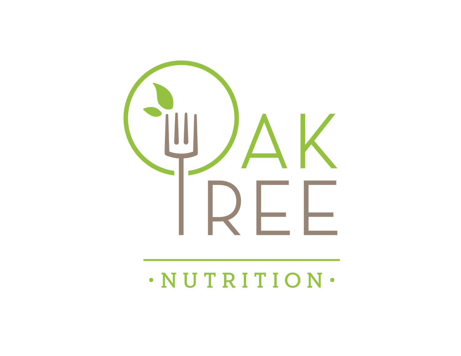 Oak Tree Nutrition