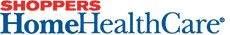shoppers home health care logo
