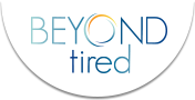 beyond tired logo