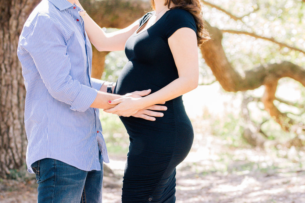 Phillipe Park Maternity Session