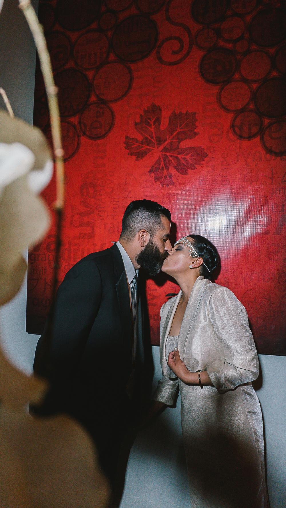 Boda Bistro Mecha Toluca, Pau y Beto boda mexico