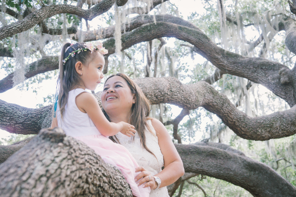 Tampa family session at the Phillipe Park, by Mir Salgado Photography