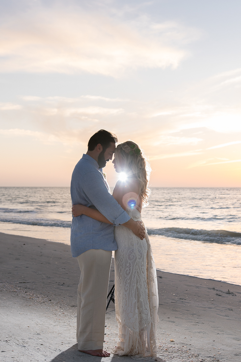 bride-and-groom-beach-wedding-photography