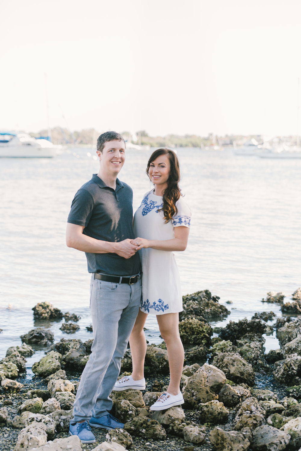 Engagement-session-at-Jack-Marina-Sarasota