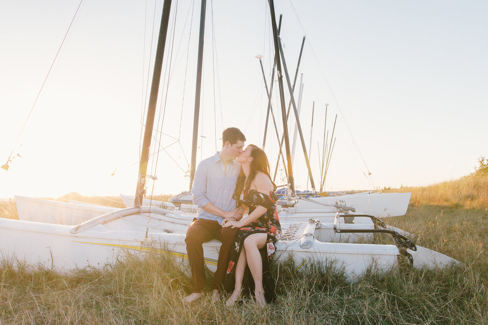 beach-boats-engagement-photos
