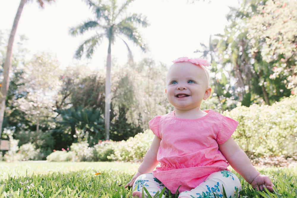 Sunken-Gardens-photography, baby-photography, St.Pete-photographer