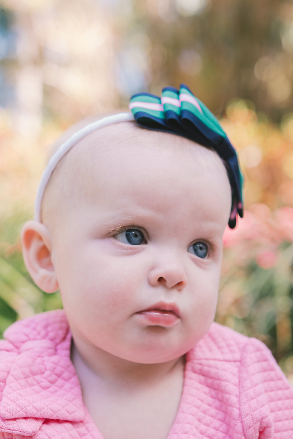 St.Pete-baby-photographer, Sunken-gardens-baby-session