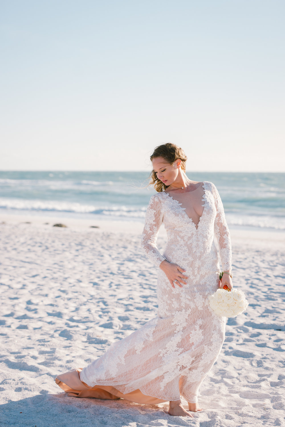 bradenton-beach-wedding-photographer, beach-wedding-bride-photo