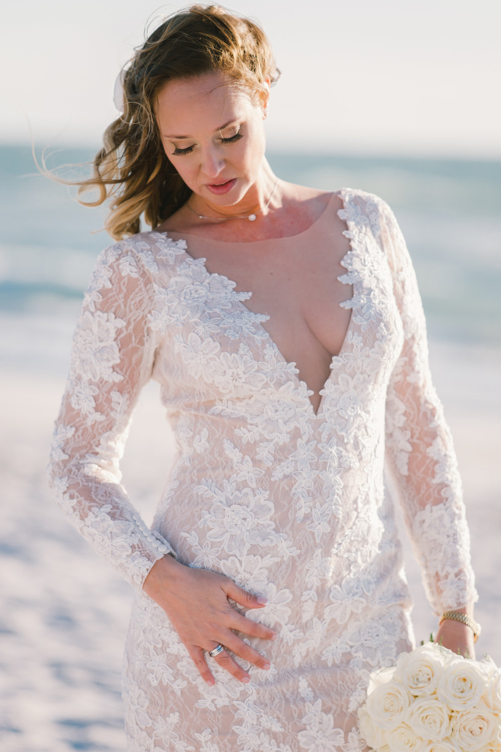 Bradenton-beach-wedding-photographer, bride-photo