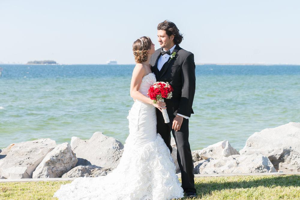 Apollo Beach Wedding Photo Tampa