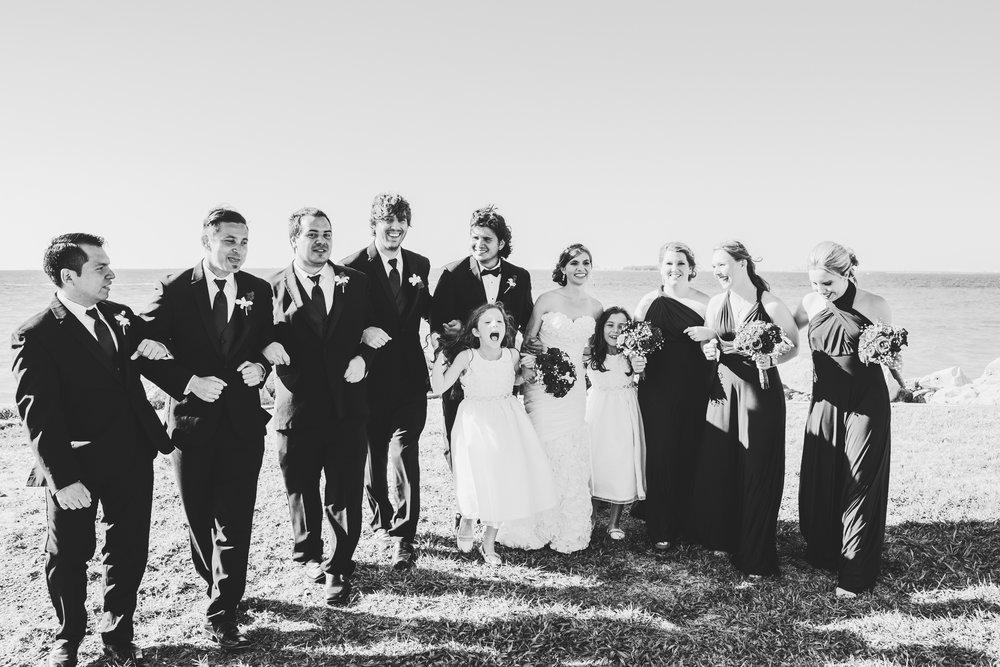 Tampa-bridal-party-photo, Tampa-wedding-photography