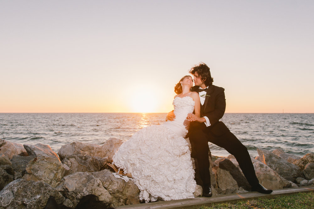 Apollo-beach-wedding-photography, bride-and-groom-photo