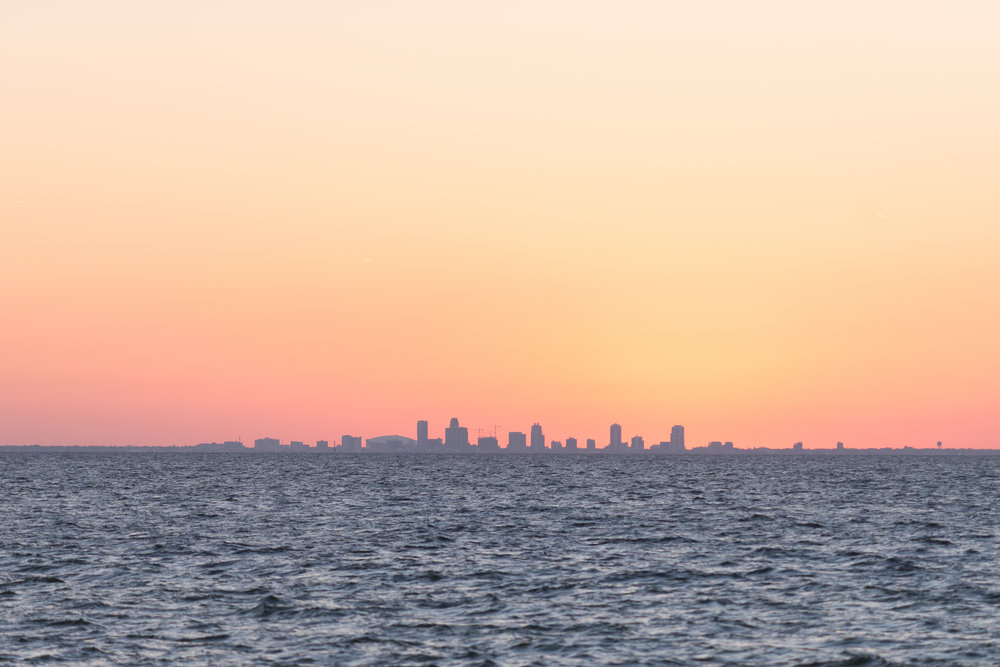 Tampa-skyline-photo, Tampa-wedding-photographer