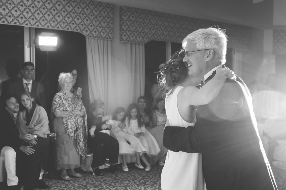 Tampa-wedding-photo, daughter-and-father-dance